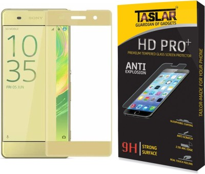 Taslar Tempered Glass Guard for Sony Xperia XA at flipkart