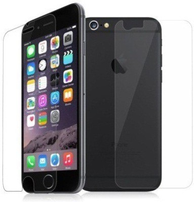 Gorilla Armour Tempered Glass Guard for Apple iPhone 6S Plus f&B(Pack of 1)