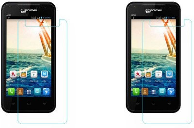 ACM Tempered Glass Guard for (Pack of 2), Micromax Canvas Duet Ae90(Pack of 2)
