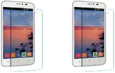 ACM Tempered Glass Guard for Gionee Ctrl V4s (Pack Of 2)(Pack of 2)