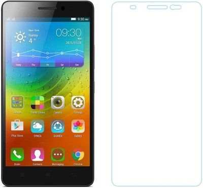 MudShi Tempered Glass Guard for Lenovo A7000(Pack of 1)