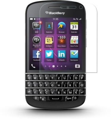 SVENMAR Tempered Glass Guard for Blackberry Q10(Pack of 1)