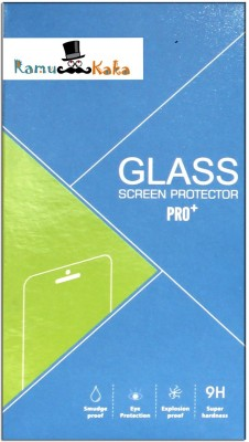 RamuKaka CTG_In_48(Pack of 1) Tempered Glass for Intex Aqua Y2+