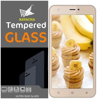 Kavacha Tempered Glass Guard for Intex Aqua 5.5.vr
