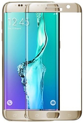S-Line Tempered Glass Guard for Samsung Galaxy S6 edge plus (Transparent)(Pack of 1)
