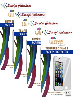 Sadhna Collections Tempered Glass Guard for HTC Desire 828(Pack of 1)
