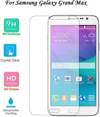 ELEF Tempered Glass Guard for Samsung Galaxy Grand Max ELEF Screen Guards