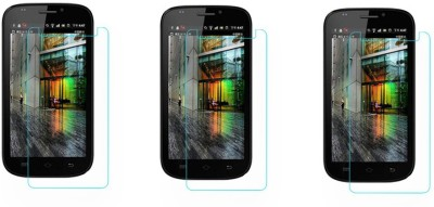 ACM Tempered Glass Guard for Lava Iris 501(Pack of 1)