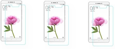 ACM Tempered Glass Guard for Xiaomi Mi Max (Pack of 3)(Pack of 3)
