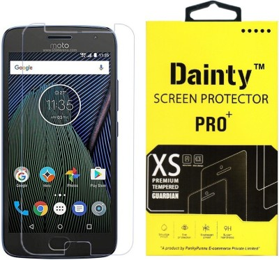Temperia Tempered Glass Guard for Motorola Moto G5 Plus(Pack of 1)