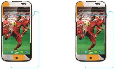 ACM Tempered Glass Guard for Xolo Q2500(Pack of 2)