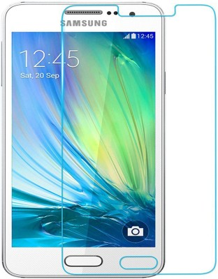 Novo Style Tempered Glass Guard for Samsung Galaxy A3 at flipkart