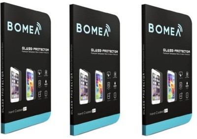 Bomea Tempered Glass Guard for Micromax A110Q Canvas 2 Plus