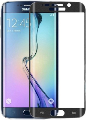 GadgetM Tempered Glass Guard for Samsung Galaxy S6 Edge Plus(Pack of 1)