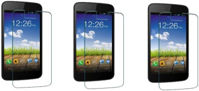 ACM Tempered Glass Guard for Micromax Canvas A1 Android One (Pack of 3)(Pack of 3)