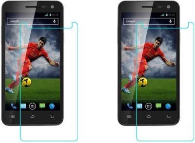 ACM Tempered Glass Guard for Xolo Q1011(Pack of 2)