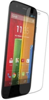 ROBMOB Tempered Glass Guard for Motorola Moto E(Pack of 1)
