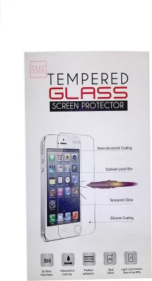 SMK Accessories Tempered Glass Guard for Samsung Galaxy SM-G900