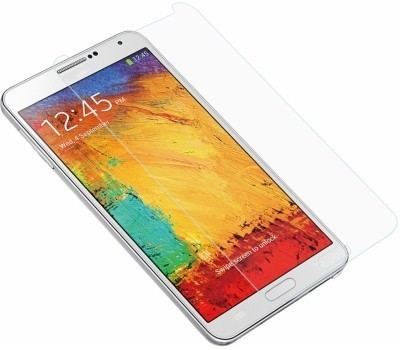 MOBIVIILE Tempered Glass Guard for Samsung Galaxy Note 3