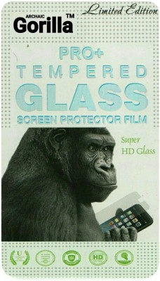BLACK GORILLA Tempered Glass Guard for GIONEE ELIFE E3