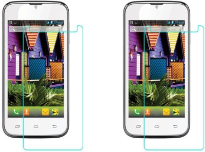 Mobile Care Screen Guard for Intex Aqua N-2(Pack of 2)