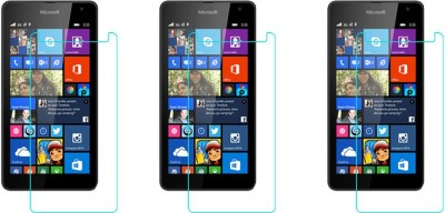 ACM Tempered Glass Guard for Microsoft Lumia 535 Dual Sim(Pack of 2)