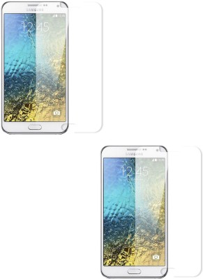 MudShi Tempered Glass Guard for Samsung Galaxy E7