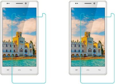 ACM Tempered Glass Guard for Intex Aqua Speed(Pack of 2)