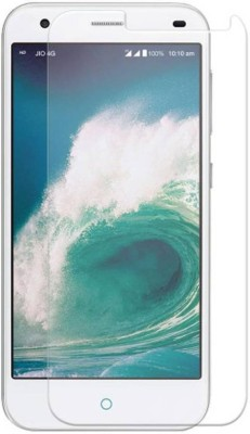 S Line Tempered Glass Guard for LYF Water 7 Pack of 1 S Line Screen Guards