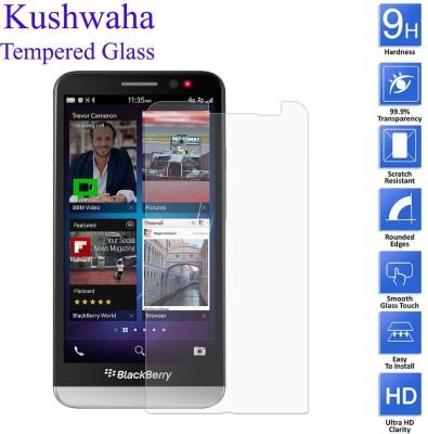 New World Tempered Glass Guard for Blackberry Z30