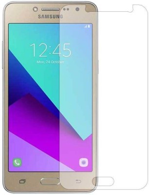 Nutricase Tempered Glass Guard for Samsung Galaxy J2 Ace(Pack of 1)