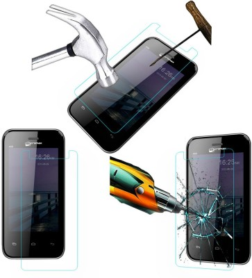 ACM Tempered Glass Guard for Micromax Bolt A59(Pack of 1)