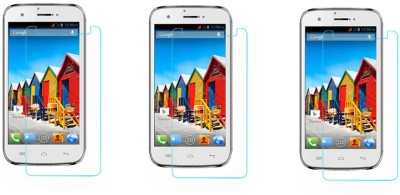 ACM Tempered Glass Guard for Micromax Superfone Canvas 3d A115(Pack of 3)