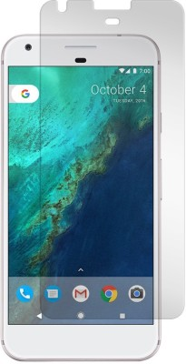Karimobz Tempered Glass Guard for Google Pixel(Pack of 1)