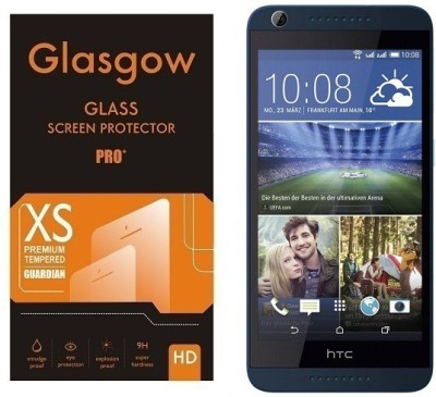 Glasgow Tempered Glass Guard for HTC Desire 626(Pack of 1)