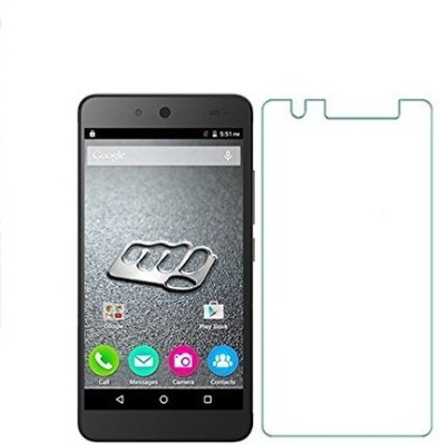 Aamore Decor Tempered Glass Guard for Micromax Canvas Juice 3+ Q394