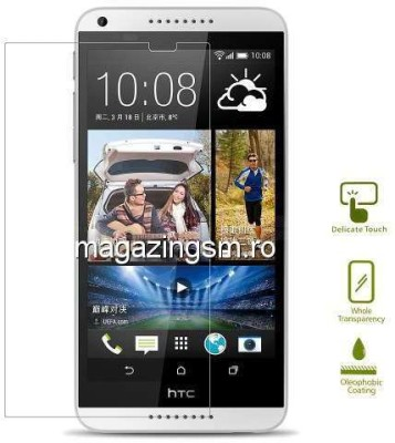MudShi Tempered Glass Guard for HTC Desire 816(Pack of 1)