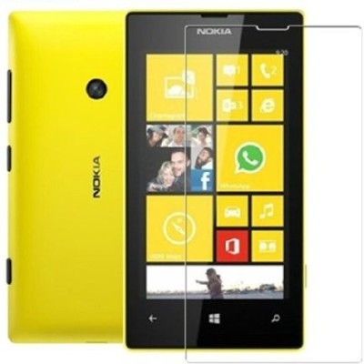 Alac Tempered Glass Guard for Nokia Lumia 525(Pack of 1)