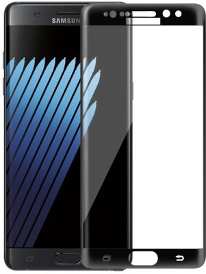 Icod9 Tempered Glass Guard for Samsung Galaxy Note 7 (Black)(Pack of 1)