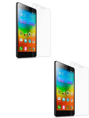 MudShi Tempered Glass Guard for Lenovo K3 Note(Pack of 2)
