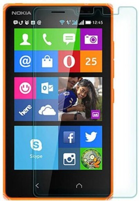 JAPNESE PRO Tempered Glass Guard for Nokia X2 Dual Sim(Pack of 1)