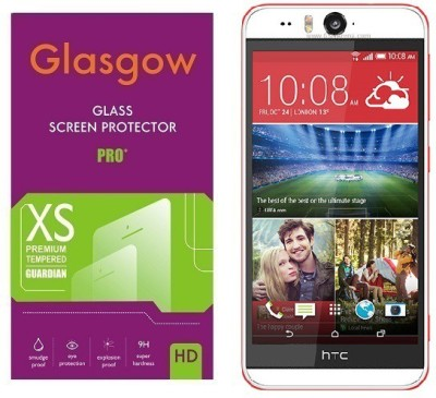 Glasgow Tempered Glass Guard for HTC Desire EYE