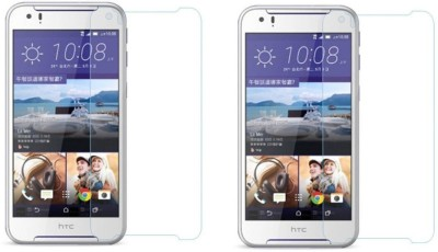 S-Gripline Tempered Glass Guard for HTC Desire 830(Pack of 2)