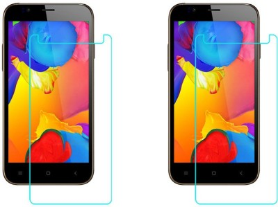 ACM Tempered Glass Guard for Karbonn Aura 8gb 3g(Pack of 2)