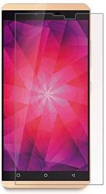 MOBIVIILE Tempered Glass Guard for Gionee Elife S Plus(Pack of 1)