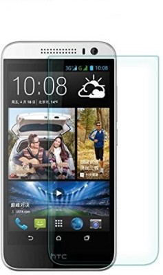 AMETHYST Tempered Glass Guard for Htc Desire 616(Pack of 1)