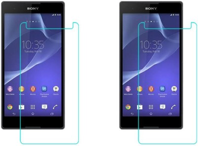 Glasgow Tempered Glass Guard for Sony Xperia T2 ULTRA(Pack of 1)