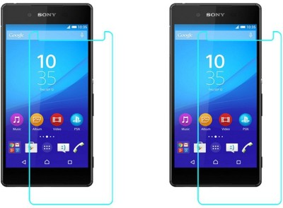 ACM Tempered Glass Guard for Sony Xperia Z4(Pack of 2)