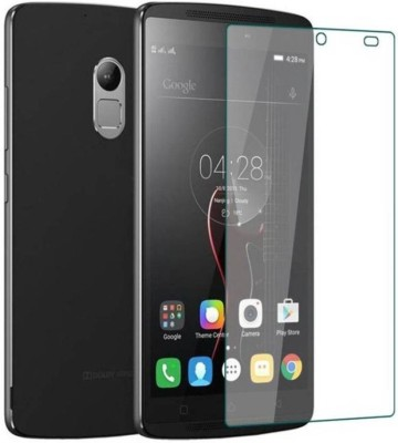 Cover Edge Tempered Glass Guard for Lenovo K8 Plus(Pack of 1)