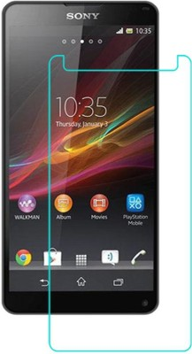 A-Allin1 Tempered Glass Guard for Sony Xperia Zl